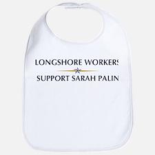 LONGSHORE WORKERS supports Pa Bib