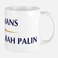 MILKMANS supports Palin Mug