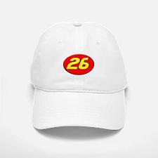Ricky Bobby Number 26 Talladega Nights Racing Baseball Baseball Cap
