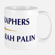 LEXICOGRAPHERS supports Palin Mug