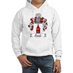 Ronchi Family Crest Hooded Sweatshirt