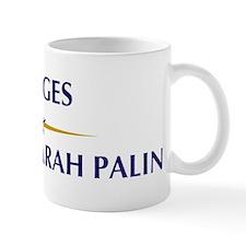 JUDGES supports Palin Mug