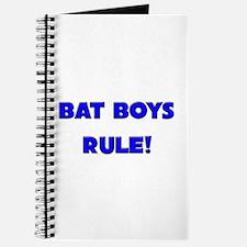 Bat Boys Rule! Journal