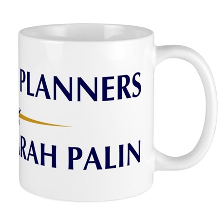 FINANCIAL PLANNERS supports P Mug