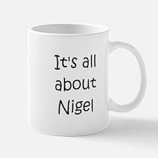 Unique Nigel Mug