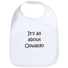 Funny Oswaldo Bib