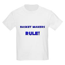 Basket Makers Rule! T-Shirt