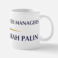 HUMAN RESOURCES MANAGERS supp Mug