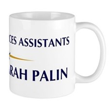 HUMAN RESOURCES ASSISTANTS su Mug