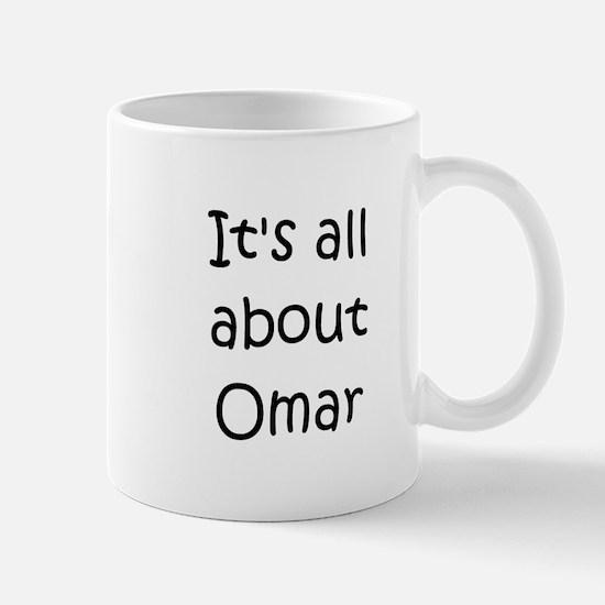 Cute Omar Mug