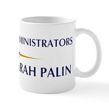 EDUCATION ADMINISTRATORS supp Mug