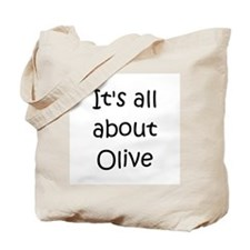 Cute Olive Tote Bag