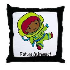 Future Astronaut - Boy Throw Pillow