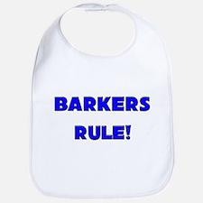 Barkers Rule! Bib