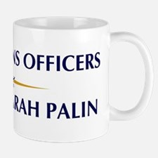 CORRECTIONS OFFICERS supports Mug