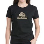 No Lambs Harmed Women's Dark T-Shirt