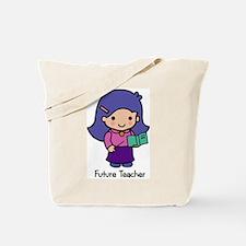 Future Teacher - girl Tote Bag