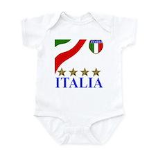 Italia 4 star Italian Infant Creeper
