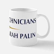DIALYSIS TECHNICIANS supports Mug