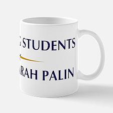 COMPUTING STUDENTS supports P Mug