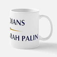 COMEDIANS supports Palin Mug