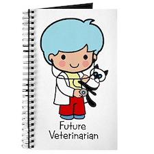 Future Veterinarian boy Journal
