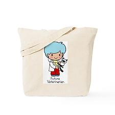 Future Veterinarian boy Tote Bag