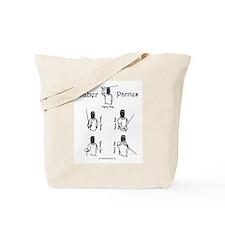 Cute Sabr Tote Bag
