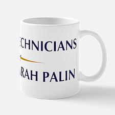 AVIONICS TECHNICIANS supports Mug
