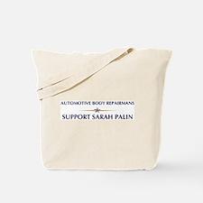 AUTOMOTIVE BODY REPAIRMANS su Tote Bag