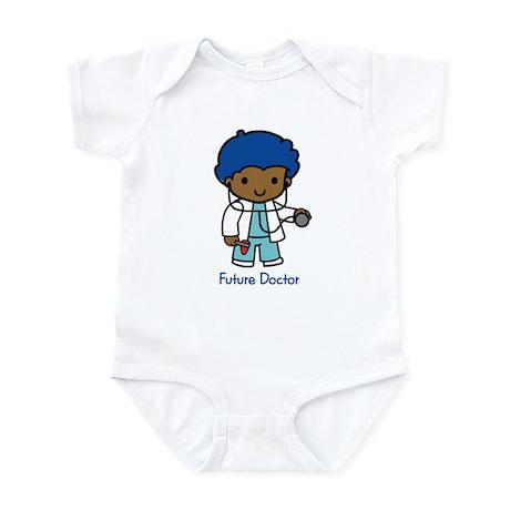 Future Doctor - boy Infant Creeper
