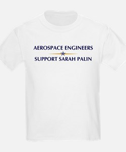 AEROSPACE ENGINEERS supports T-Shirt