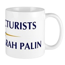 ACUPUNCTURISTS supports Palin Mug