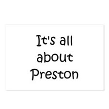 Cool Preston Postcards (Package of 8)