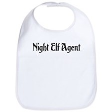 Night Elf Agent Bib