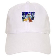 Santas Place Irish Setter Baseball Cap