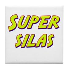 Super silas Tile Coaster