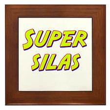 Super silas Framed Tile