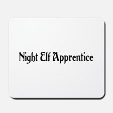 Night Elf Apprentice Mousepad