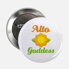 """Alto Goddess 2.25"""" Button"""