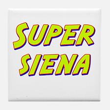 Super siena Tile Coaster