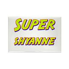 Super shyanne Rectangle Magnet (10 pack)