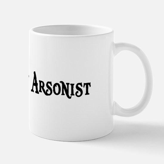 Night Elf Arsonist Mug