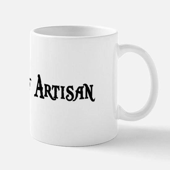Night Elf Artisan Mug