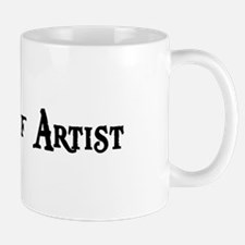 Night Elf Artist Mug