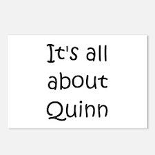 Cute Quinn Postcards (Package of 8)
