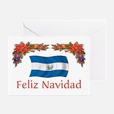 El Salvador Feliz... 2 Greeting Cards (Pk of 10)