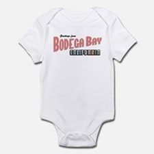 Bodega Bay Infant Bodysuit