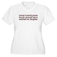 Cute Sarah palin%27s daughter bumper T-Shirt