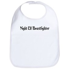 Night Elf Beastfighter Bib